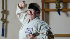What's Your Excuse Not To Train?  TERESA Tidswell's dedication to karate has won her a legion of fans in Adelaide's north. The 31-year-old has earned a black belt, and is believed to be the first Australian with Down syndrome to achieve one of karate's most advanced qualifications.