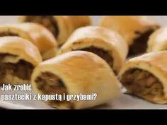 Jak zrobić paszteciki z kapustą i grzybami? - YouTube Muffin, Breakfast, Youtube, Food, Morning Coffee, Essen, Muffins, Meals, Cupcakes