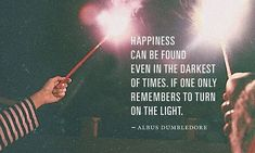 Words to live by, HP <3