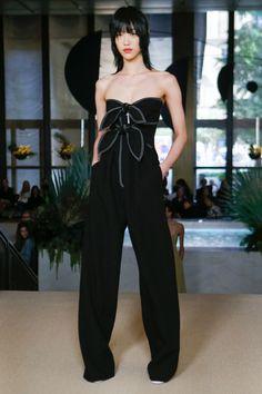 Derek Lam Spring 2018 Ready-to-Wear Fashion Show - Sora Choi