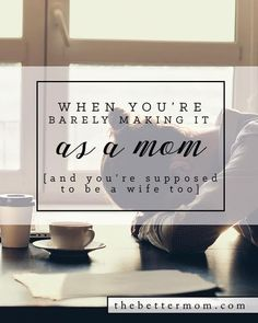 Are you experiencing a season of exhaustion as a mom? When we are discouraged or fatigued in that role, it can feel impossible to manage, nevermind adding in the expectations we feel as wives! But our marriages matter, and as we seek to engage our husbands and intentionally work to partner with them, every other role in our lives will be blessed.