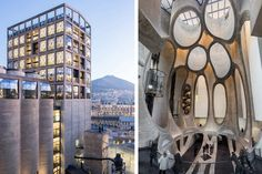 Zeitz Museum of Contemporary Art Africa (Zeitz MOCAA) is a towering art gallery with over 80 spaces, designed by architect Thomas Heatherwick. Contemporary African Art, Museum Of Contemporary Art, Moon Star Tattoo, Thomas Heatherwick, Dark Armpits, Grain Silo, African Artists, Abandoned Mansions, Sustainable Design