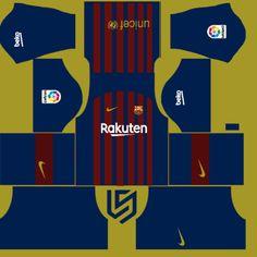 Barcelona Football Kit, Football Kits, Atari Logo, Soccer, Logos, Soccer Kits, Soccer Equipment, Futbol, European Football
