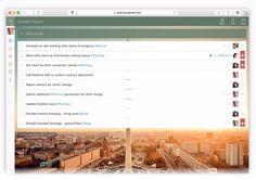 Lee Wunderlist estrena diseño y nuevas características en su versión web