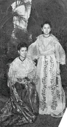 Retrato Photo Archive of the Filipinas Heritage Library Miss Philippines, Philippines Culture, Antique Photos, Old Photos, Vintage Photos, Philippine Women, Philippine Art, Filipino Fashion, Filipina Girls