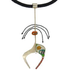 Tod Pardon - 'Moman' Necklace