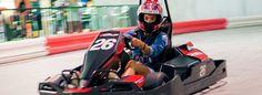 Autobahn Indoor Speedway- Birmingham Go Kart Racing Fun
