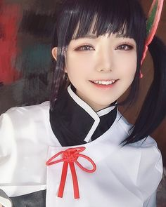 Kawaii Cosplay, Cute Cosplay, Cosplay Outfits, Cosplay Girls, Cosplay Costumes, Asian Cosplay, Girl Short Hair, Asia Girl, Anime Comics