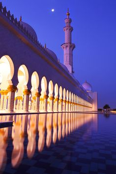 The Grand Mosque, Dhabi