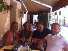Onze studie reis in toscane