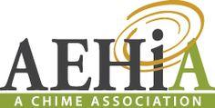 AEHIA logo I designed for a new CHIME association. Foundation Logo, Instructional Design, My Design, Logos, Logo, Industrial Design