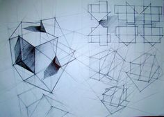 Geometric Cube draw by Samuel-de-Deviant Geometric Cube draw3 years ago in Technical Drawings