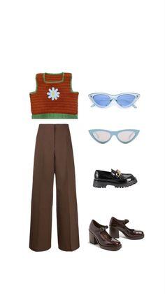 2000s Fashion, Fashion Outfits, Cute Casual Outfits, Polyvore Outfits, Aesthetic Clothes, Vintage Outfits, Clothing, Closet, Dress