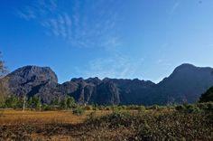 Central Laos limestone. Trueworldtravels.com