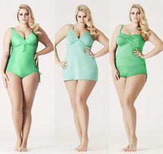 4bea78c156f18 97 Best My Style - Fashion (Swimwear & Cover Ups) images | Plus size ...