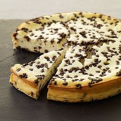 Chocolate Chip Cheesecake - Weight Watchers