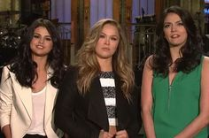 Ronda Rousey vai apresentar o Saturday Night Live Show http://www.jornaldecaruaru.com.br/2016/01/ronda-rousey-vai-apresentar-o-saturday-night-live-show/