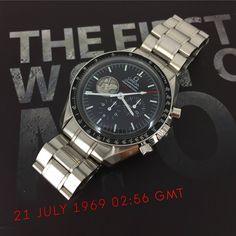Omega Apollo 11 40th Anniversary