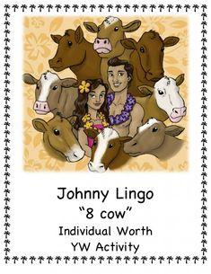 Johnny Lingo YW Activity