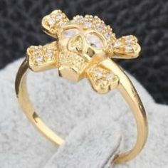 I so love this ring and its real diamonds