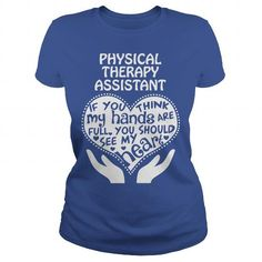 Physical Therapy Assistant Full Heart T Shirts, Hoodie
