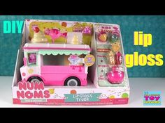 Gift Ems Palooza Tour Bus Hotel & Spa Playset Surprise Present Opening Toy Review | PSToyReviews - YouTube