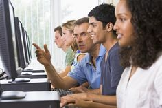 How online collaboration transformed instruction at two schools.
