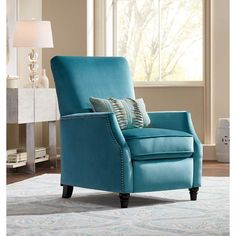Small & Apartment Size Recliners | Wayfair | House | Pinterest ...
