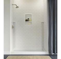 35 Best Solid Surface Shower Walls Images Bathroom