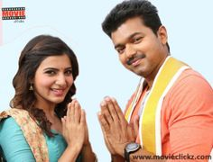 Samantha completes her first schedule in Vijay 59