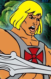Eu tenho a força!!! #desenho #cartoon #heman