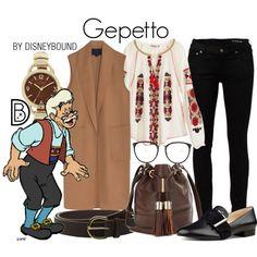 Disney Bound - Gepetto