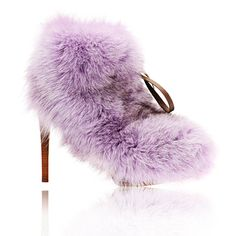These have to be the ugliest shoes in the world...  I bet Lady Gaga has something like this in her closet.