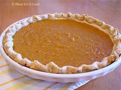 Sounds really easy to make. Thinking about making one for Thanksgiving. Sweet Potato Pie
