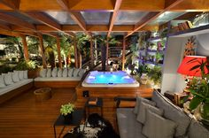 Pergola With Retractable Canopy
