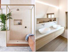 Tips deco: hornacinas en el baño