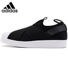 849150487 Original New Arrival 2018 Adidas Originals SUPERSTAR SlipOn Unisex  Skateboarding Shoes Sneakers. Yesterday s price