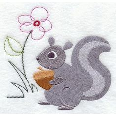 Crafty Critters Squirrel
