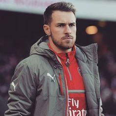 Aaron Ramsey ❤️ #Arsenal #COYG