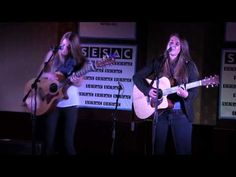 Caitlin & Sidney Powell (Facing West) - 2014 DURANGO Songwriter's Expo/BB - YouTube