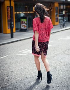 How ELLE wears lace # 3  http://www.elleuk.com/fashion/what-to-wear/elle-wears-lace#image=7