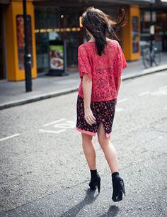 How ELLE wears lace # 3  http://www.elleuk.com/fashion/what-to-wear/elle-wears-lace#image=7
