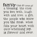 Definição Família 1