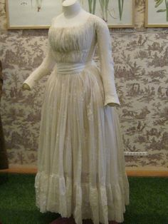 chemise gown