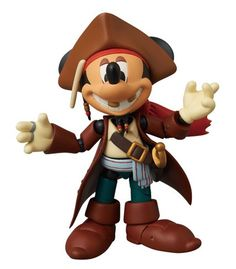 Mickey Mouse MAF - Jack Sparrow