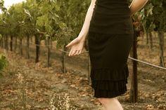 Ruffles and Roses: Salsa Skirt - Summer of Skirts