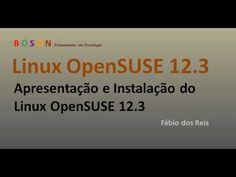 #Linux #OpenSUSE 12.3 - Apresentação e Instalação - YouTube