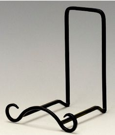 Wrought Iron Plate Stand - Plate stands, for all your platter ...