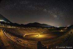 Stadium of Ancient Messini - Greece