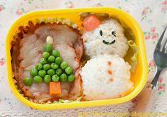 Spice Up Your Life With a Taste of Japan: Freezable Mini Lasagna for Bento, Christmas versio...